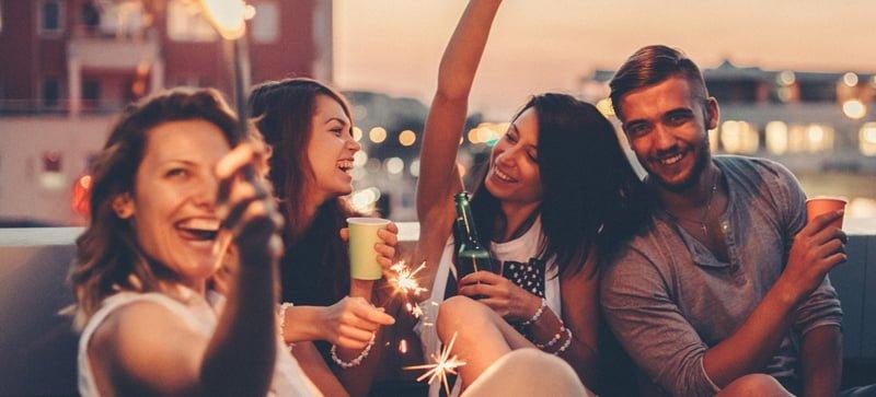 Festa de Arromba no Condomínio: prazer, birita, boa companhia, e… do jeito certo